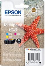 Original Epson Tinte Patronen 603 (Seestern) Expression Premium XP 2100 2105