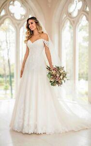 Wedding Dress by Stella York Style 6684