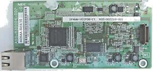 NEC SL1100 IP4WW-VOIPDB-C1 16-Ch VoIP card w/ MEMBD-C1, 1year wty, GSTinc