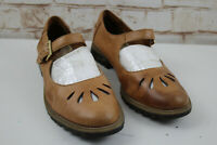 Clarks Somerset Brown Shoes size Uk 7D
