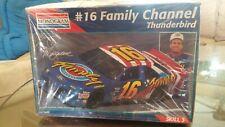 #16 Family Channel Thunderbird Race Car Model