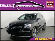 2014 Mercedes-Benz M-Class ML 63 AMG 4MATIC AWD