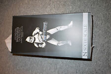 "Sideshow Star Wars Deluxe Clone Trooper Veteran 1/6 Scale Action Figure 12"" NEW"