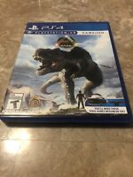 ARK PARK (Playstation 4, 2018) [ PS VR Game ] (PS4 / PSVR) Fast Free Shipping