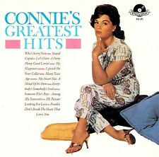 CD - CONNIE FRANCIS - Connie's Greatest Hits