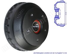 Bremsseil ALKO HL= 1430mm Glocke Ø26mm Gewinde M8 299714 1637 2051 2361