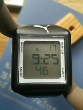 Mens Puma Sports Watch- New Battery-Runs Great