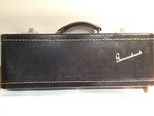 Gemeinhardt flute and picollo hard case (Rare)