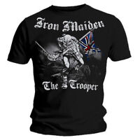 Iron Maiden 'Sketched Trooper' T-Shirt  - NEW & OFFICIAL!