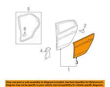 Acura HONDA OEM 09-14 TL-Door Skin Outer Panel Left 67651TK4A00ZZ