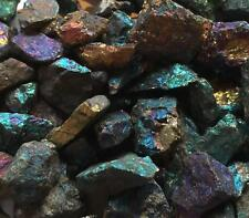 One Ounce Rough PEACOCK ORE (Bornite) Nuggets!