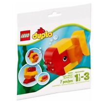 LEGO DUPLO POLYBAG FIRST FISH KIDS CHILDS BUILDING TOY 30323