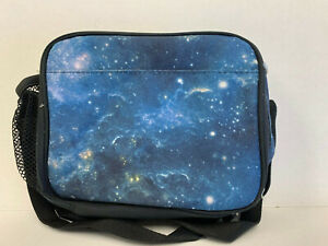 Pottery Barn Teen Gear-Up Galaxy Cold Pack Recycled Lunch Box
