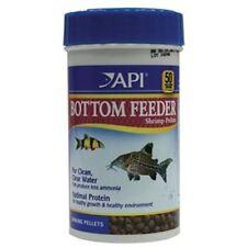 API BOTTOM FEEDER SHRIMP PELLETS 47G AQUARIUM FISH FOOD