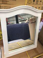 10 X Arch Mirror Solid Wood  600 x 500