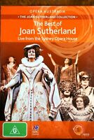 The Best Of Jaon Sutherland - Live From The Sydney Opera House  - DVD, As New