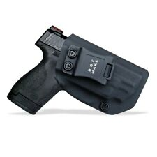 Make IWB KYDEX Holster Fit: Smith & Wesson M&P Shield & Shield 2.0-9MM/.40 Laser