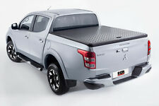 EGR Black Powder Coat Load Shield Alloy Hard Lid for Mitsubishi Triton MQ/MR 201