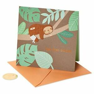Papyrus Get Well Soon Card (Sloth), 6320328