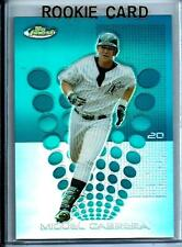 "2004 Topps Finest Refractor Parallel # 60 Miguel Cabrera ""Rookie"" Detroit Tigers"