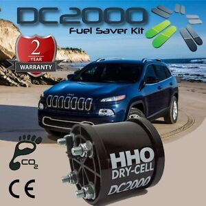 Kit HHO Hydrogen DC2000 Complete Engines Up To 2400 cc Savings Guaranteed