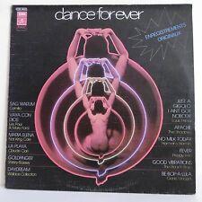 "33T DANCE FOR EVER Vinyl LP 12"" Gene VINCENT SHADOWS BEACH BOYS...COLUMBIA 94265"