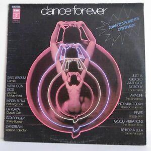 "33 Giri Dance For Ever Vinile LP 12 "" Gene Vincent Shadows Beach Boys Columbia"