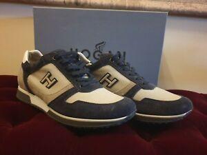 Hogan sneakers, Blue, size UK9, EU44, US10