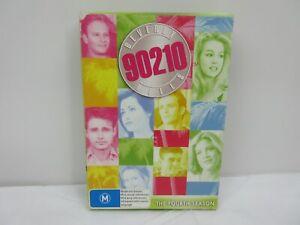 Beverly Hills 90210 : Season 4 DVD 8 Discs RN4 / PAL Region