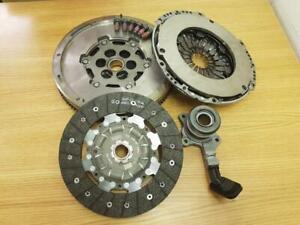 Genuine Ford Focus RS MK3 3 Piece Clutch Kit & Dual Mass Flywheel ST250 Upgrade