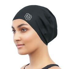 Large Swimming Cap by SOUL CAP - Designed for Long, Thick and Curly Hair