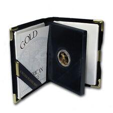 1997-W 1/10 oz Proof Gold American Eagle (w/Box & COA) - SKU #4928