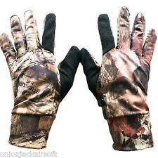 Mossy Oak AP Camo Lightweight Hunting Gloves