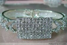 Brand New Fashion Vintage Crystal Rhinestone Bracelet Bangle Wedding Jewelry