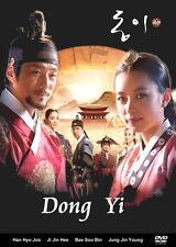 Dong Yi - Korean Historical Drama DVD -  Box Set - English & Chinese subtitles