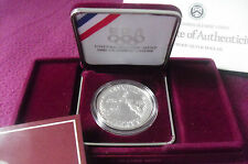 1988 OLYMPIC COINS NEW IN BOX