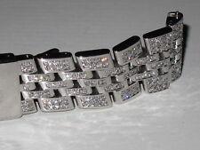 New Mens Breitling Bentley Diamond Bracelet