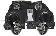 Rockford Fosgate X3-STAGE5 1000 Watt Front Speaker Sub Rear Kit Can Am Maverick