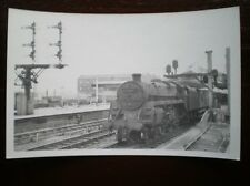 PHOTO  BR RIDDLES STANDARD CLASS 5 4-6-0 LOCO NO 73166