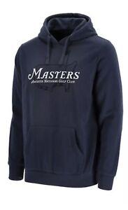 Augusta National Masters Hoodie Large Navy