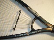 "Prince Triple Threat Ring Os 125 Tennis Racquet 4 5/8"" 28"" L"
