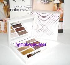 MAC Cosmetics Snowglobe 6 Eye Shadow Eyeshadow Palette WARM SET 213 SE NIB RARE
