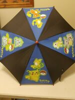 Pikachu Pokemon Collectible Umbrella Gotta Catch Em All Nintendo!!!