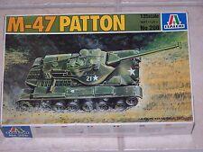 Maquette ITALERI 1/35ème M-47 PATTON  n°208