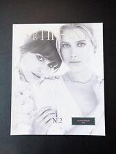 TIFFANY & Co Catalog Book This Is Tiffany No. 2  Autumn / Winter 2015 NEW