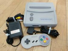 Super Famicom Jr. Console System SHVC-101 Tested SNES Jr