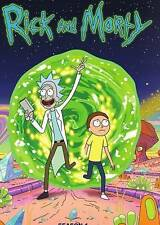 Rick and Morty: The Complete First Season 1  (2-DISC DVD)