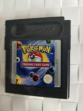Pokemon Trading Card Game (Nintendo Gameboy Color GBC) Cart Only