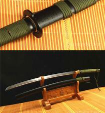 Handmade Tactical Sword Outdoor Survival Katana 1095 Steel Strong Blade