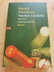 Naokos Lächeln von Haruki Murakami (2003, Taschenbuch)